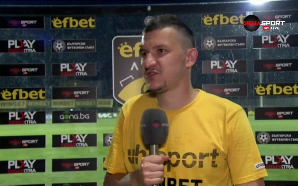 Тодор Неделев: Имаме играчи да играем с различни схеми .native-ad-suggested-news