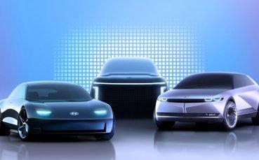 Hyundai представя новата си марка IONIQ