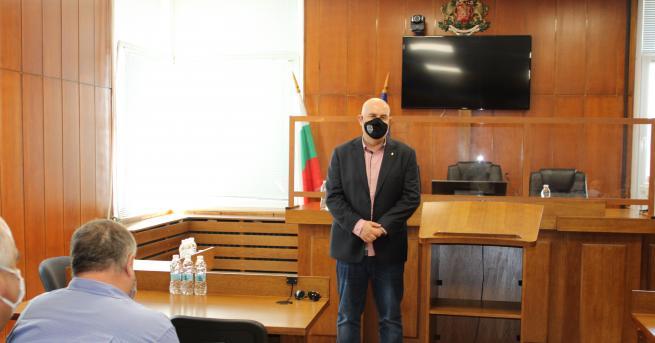 България Гешев посети прокуратурата във Велико Търново Главният прокурор продължава