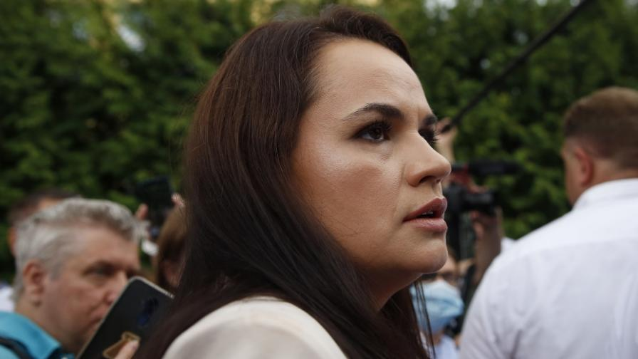 Светлана Тихановска
