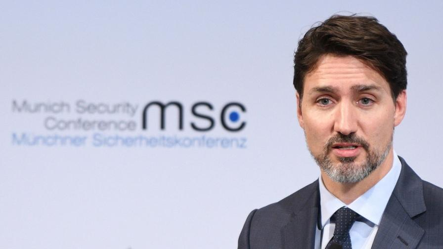 Канадският премиер Джъстин Трюдо става комикс герой