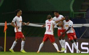 РБ Лайпциг шокира Атлетико Мадрид, на полуфинал в ШЛ е