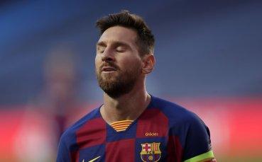 Освен резултатът, унищожителните факти за Барселона продължават