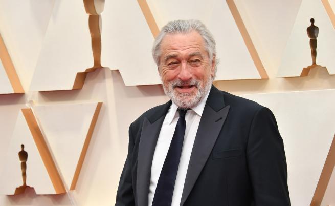 Велик актьор с велики роли: Робърт де Ниро на 77!