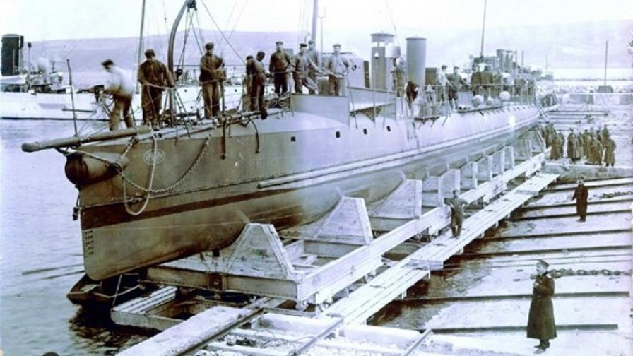 Дръзки: Каляването на българските военноморски сили