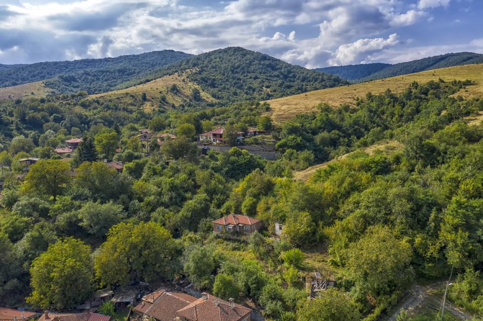 българия природа