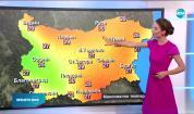 Прогноза за времето (20.08.2020 - следобедна емисия)