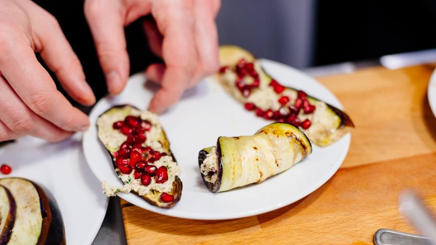 Вкусни бариджани от Грузия