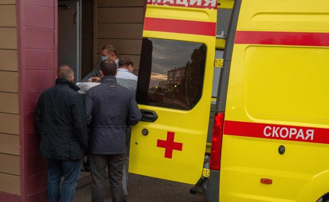 Транспортират Алексей Навални от болницата в Омск до летището