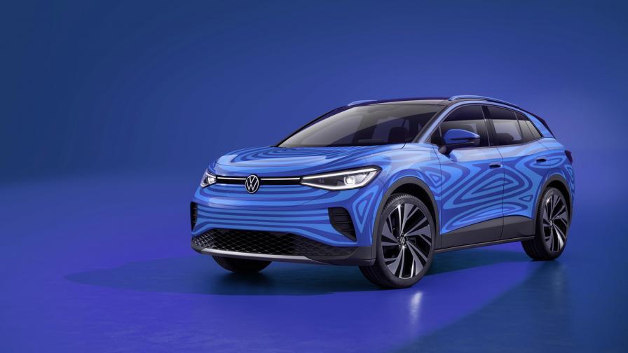 <p>VW стартира производството на електрическия ID.4</p>