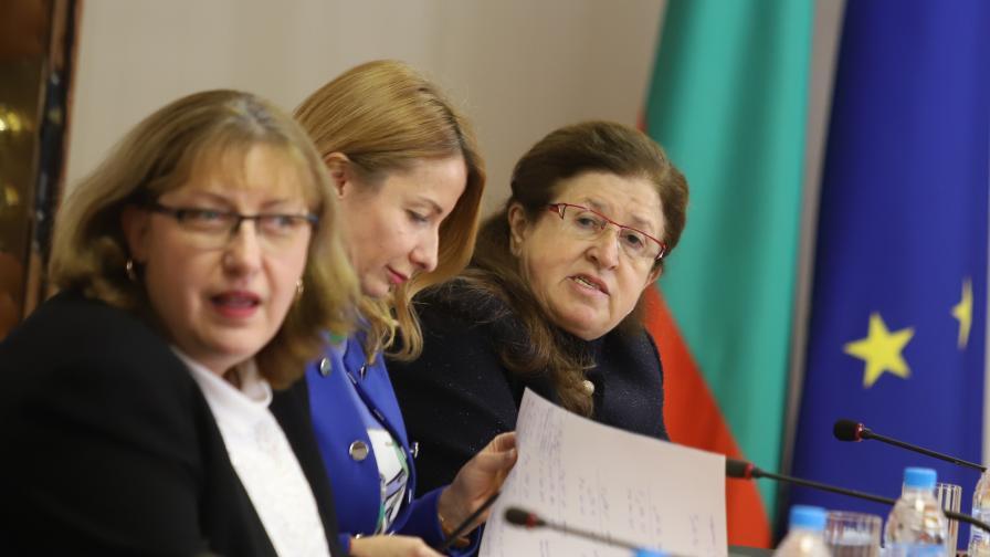 Председателят на ЦИК подаде оставка