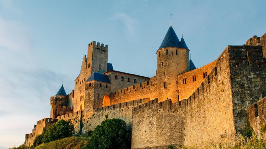 Taйният свят, скрит под един френски замък