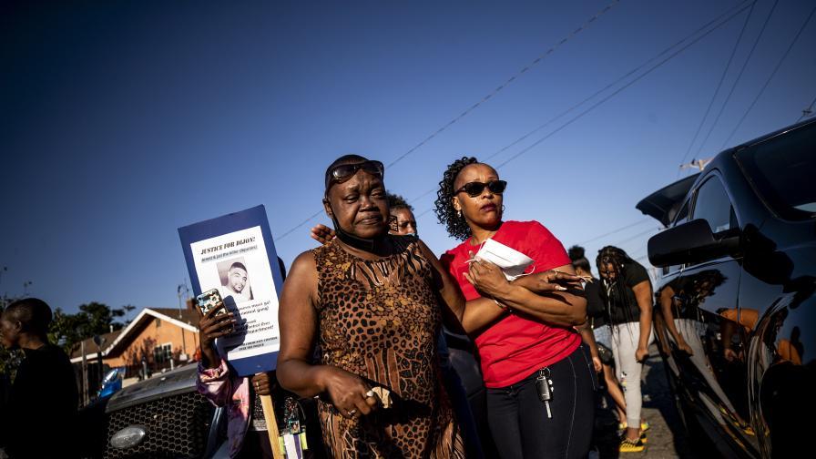 Ново убийство на чернокож от полицията в САЩ