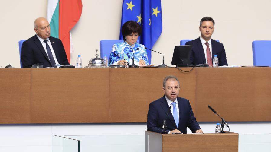 Янчев: ОП ще участват дейно в дебата за нова конституция