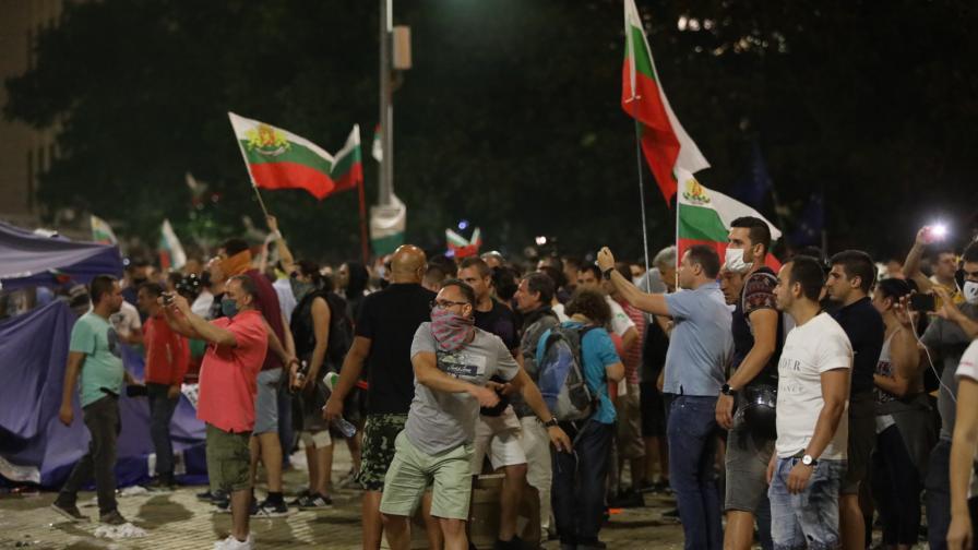 Кой носи отговорност за размириците на протестите