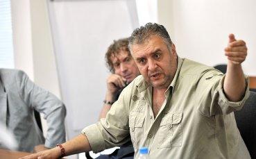 Дучето с яростна атака към всички управници в българския футбол