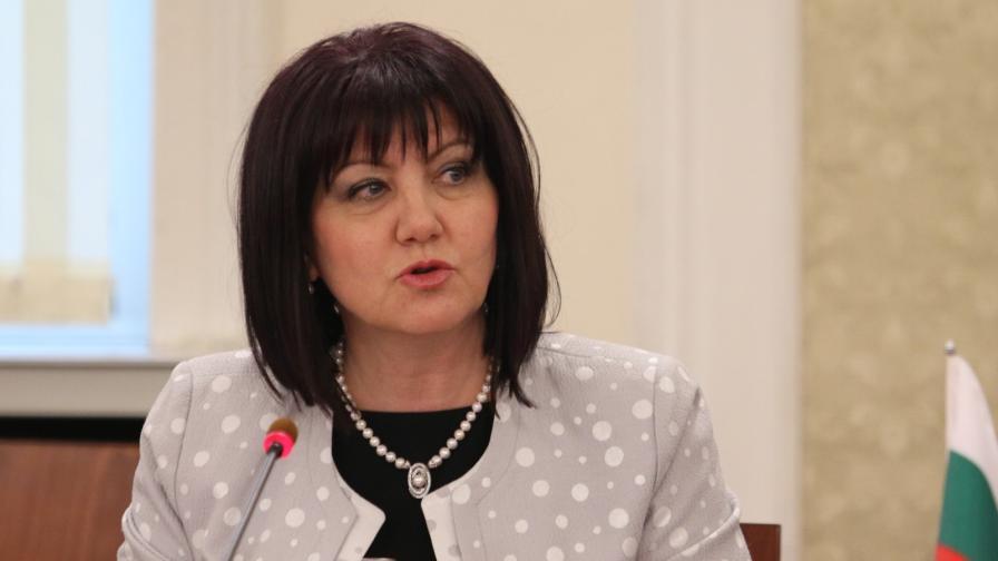 <p>Караянчева: Това, което се случва,&nbsp;не е добре за България</p>