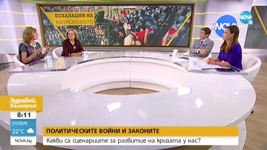 Политолог: Гладиаторска битка - Радев срещу Борисов