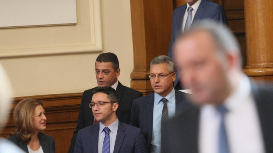 Жаблянов и Янков призоваха за бойкот на избора на нов председател на БСП