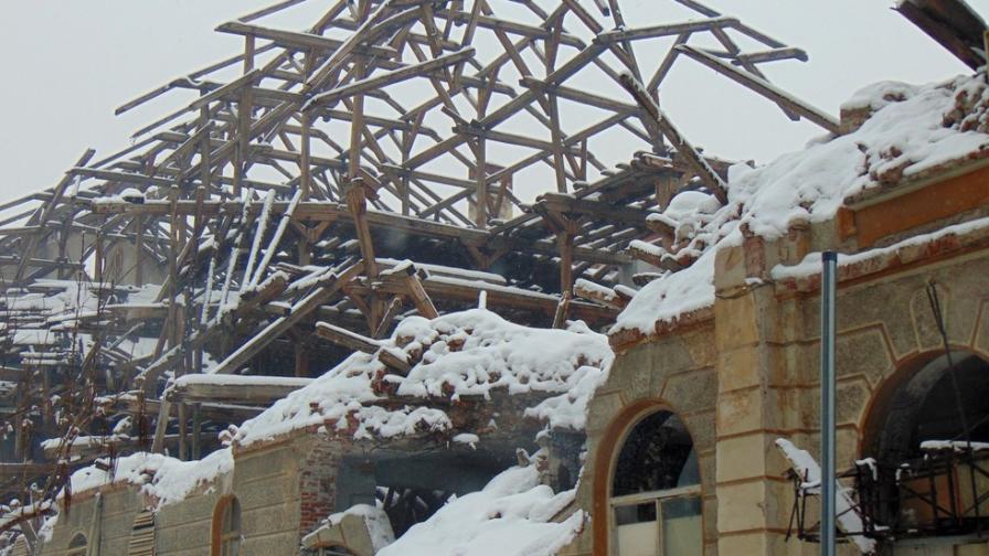 Съдът задължи собствениците на Тютюневите складове в Пловдив да ги укрепят