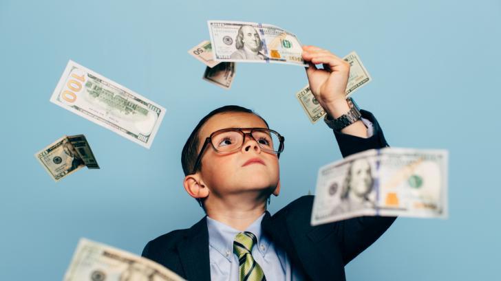 10 важни урока за парите, които трябва да предадем на децата си