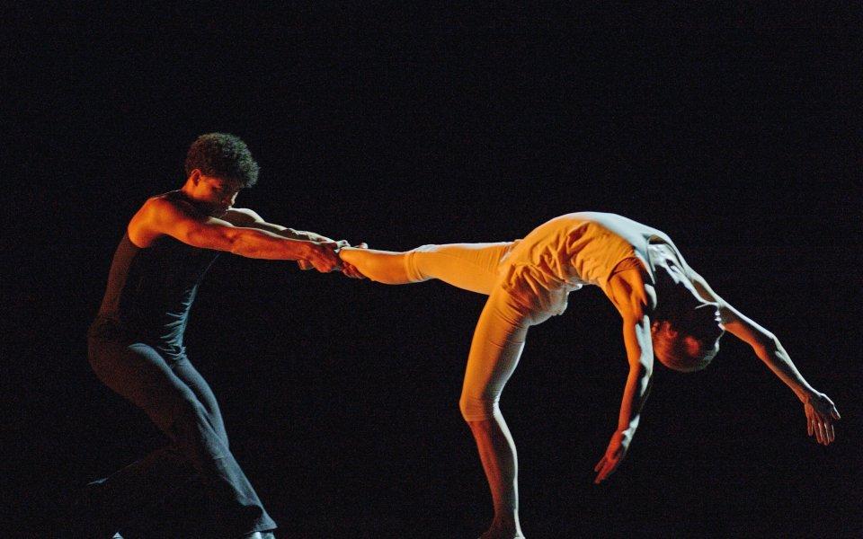 Единсон Кавани стана… балетист
