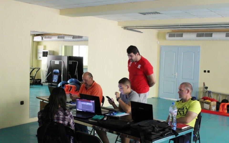 В Пловдив се провежда курс за статистици