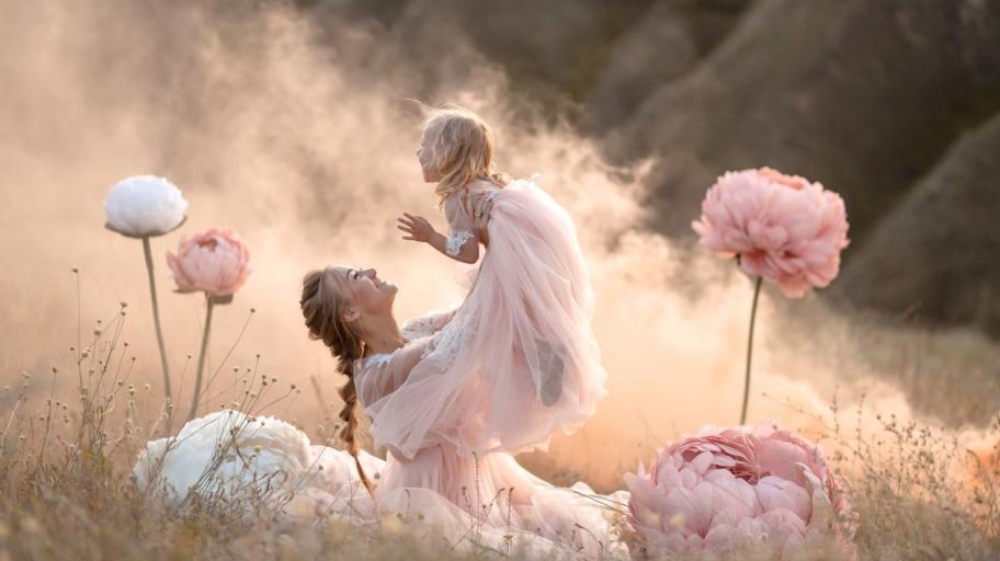 За щастието да имаш дъщеря: как да отгледаме млада дама без комплекси
