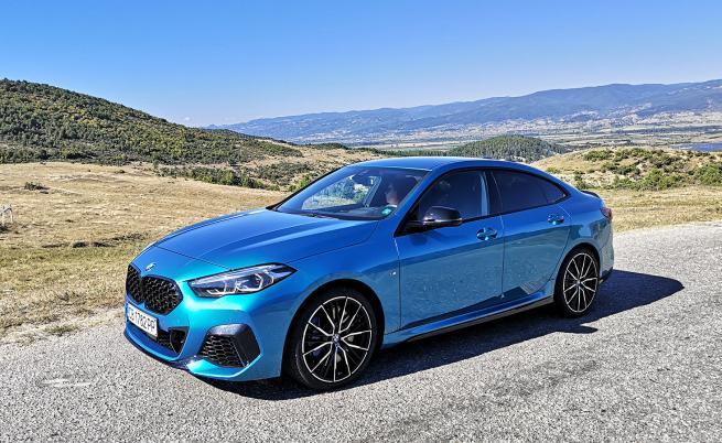 Тестваме един различен М автомобил: BMW M235i Gran Coupe