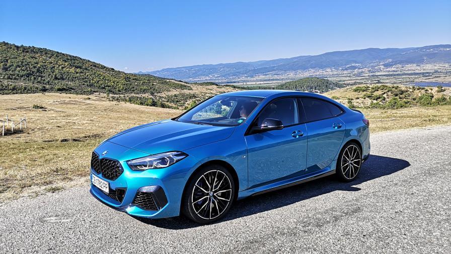 <p>Тестваме един различен М автомобил: BMW M235i Gran Coupe</p>
