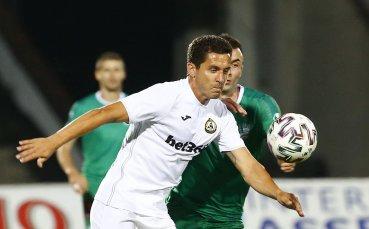 Димитър Рангелов ще играе в петото ниво на Германия