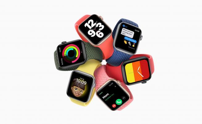 Apple с нов часовник, таблет и дигитални услуги