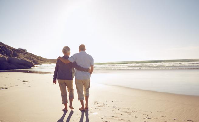 Как баба и дядо от Германия станаха хит в интернет (СНИМКИ)