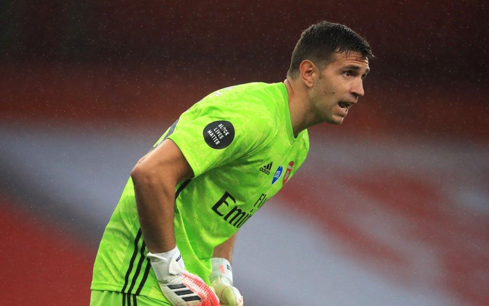 Мартинес: Трансферът ми във Вила от Арсенал е крачка напред