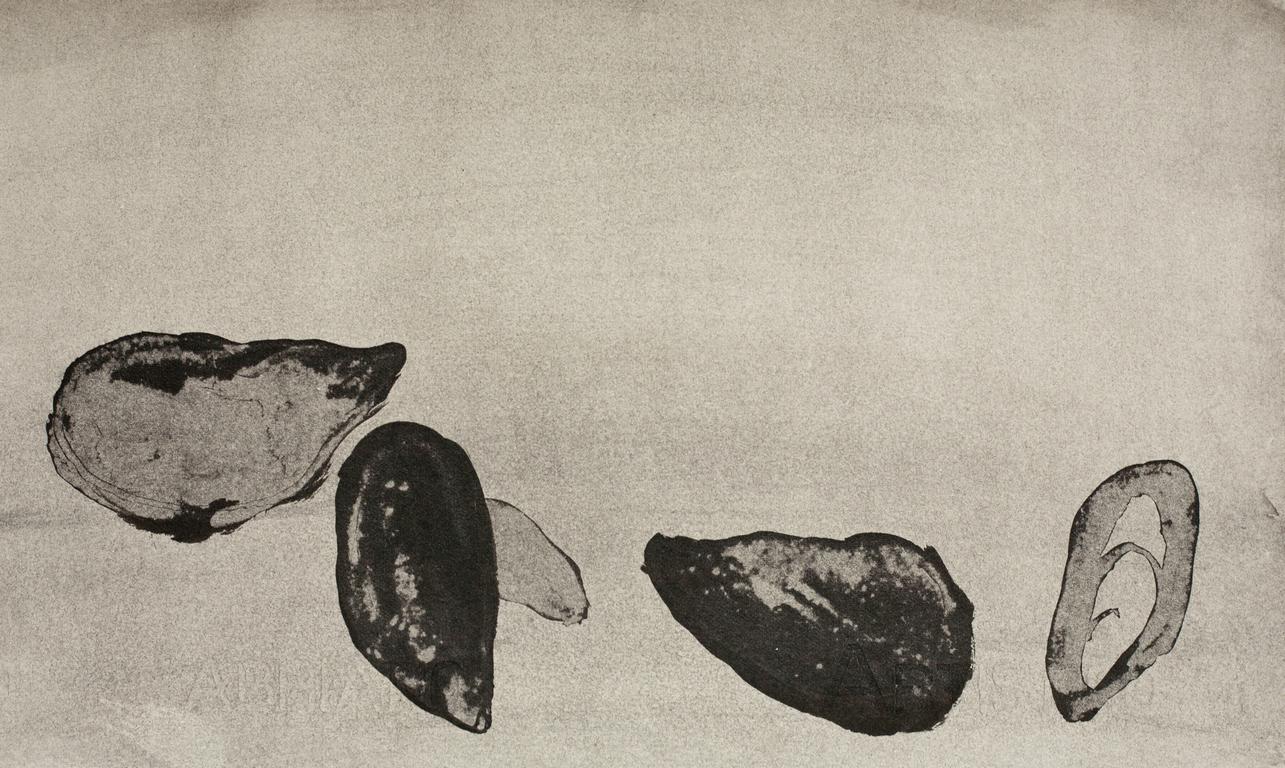 <p>Калина Мавродиева, &bdquo;Разходка с лодка&rdquo;, 2020, туш върху хартия</p>