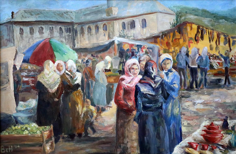<p>Пазарен ден в гр.Сърница /м.б.пл./</p>