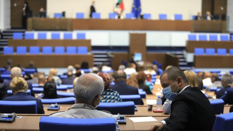 НС прие на второ четене промените в Изборния кодекс