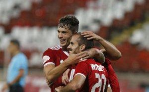 ЦСКА счупи прокобата БАТЕ и продължава напред в Лига Европа