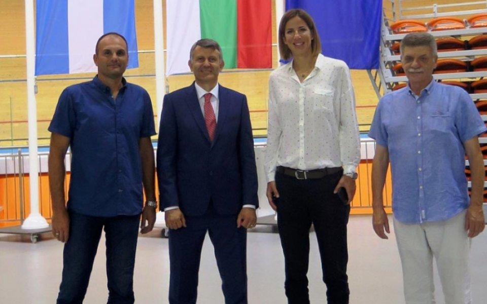 ЦЕВ: Пловдив предлага перфектни условия за Евроволей 2021