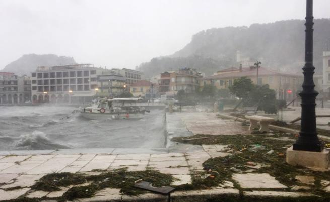 Гърция след бурята