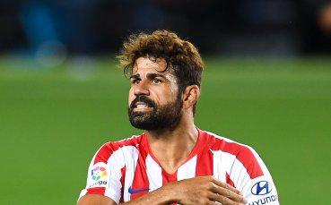 Няма купувачи за ненужен в Атлетико Мадрид