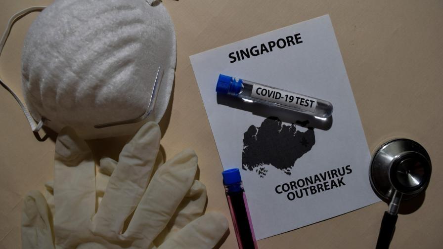 <p>Защо Сингапур е с най-ниска смъртност от COVID-19 в света</p>