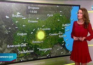 Прогноза за времето (22.09.2020 - сутрешна)