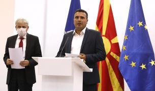 Заев иска среща с Борисов, Каракачанов предупреди Македония - България