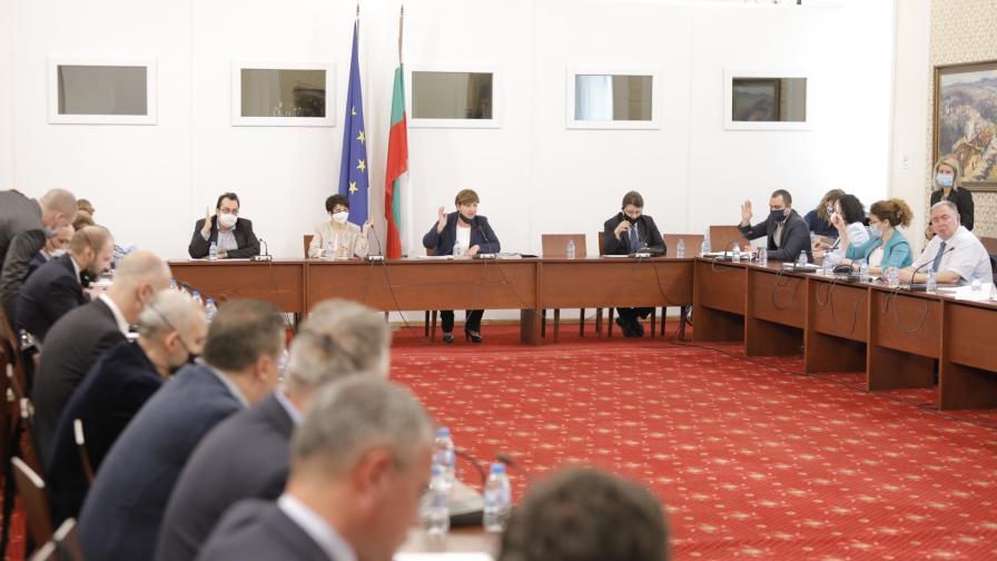 Правната комисия отхвърли ветото на президента върху промените в Закона за съдебната власт