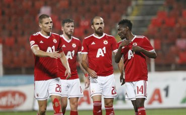 ЦСКА излиза срещу Базел в съдбоносен мач