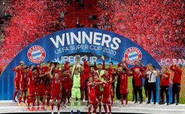 Разкритикуваха решението на УЕФА за зрителите на Суперкупата на Европа
