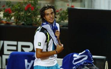 18-годишен италианец продължава да впечатлява на световната тенис сцена