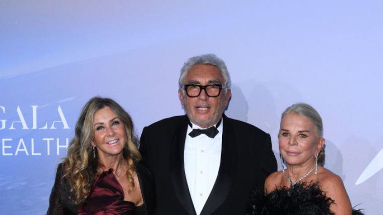 Звезден блясък и стил на гала събитие в Моне Карло 2020