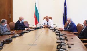 НОЩ отново с брифинги, Борисов: Няма да затваряме градове - Теми в развитие